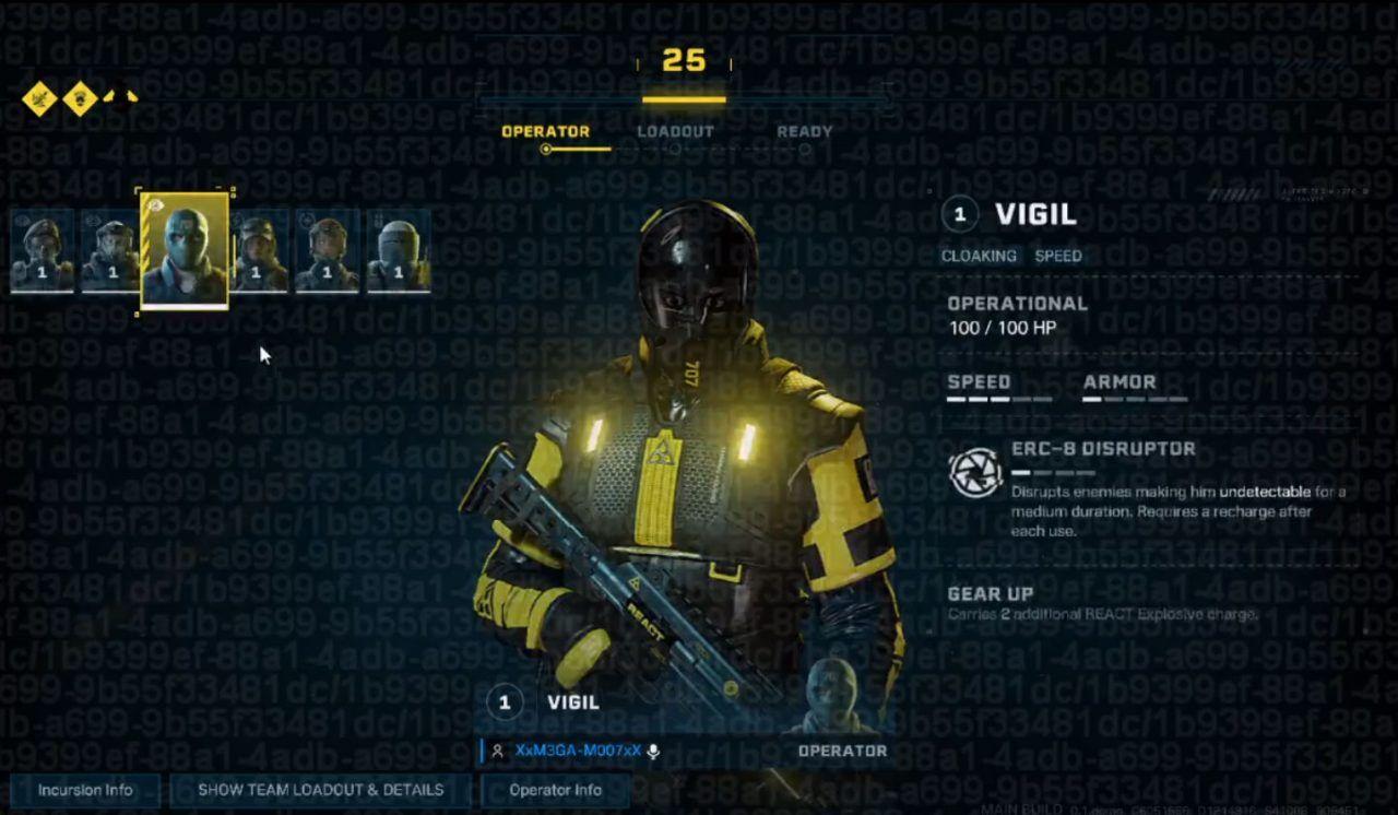 Rainbow Six Quarantine Gameplay Leak - Tester releases the video